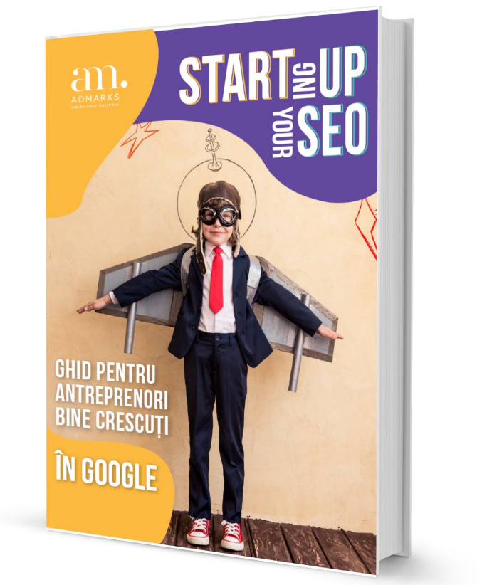 eBook STARTing UP your SEO