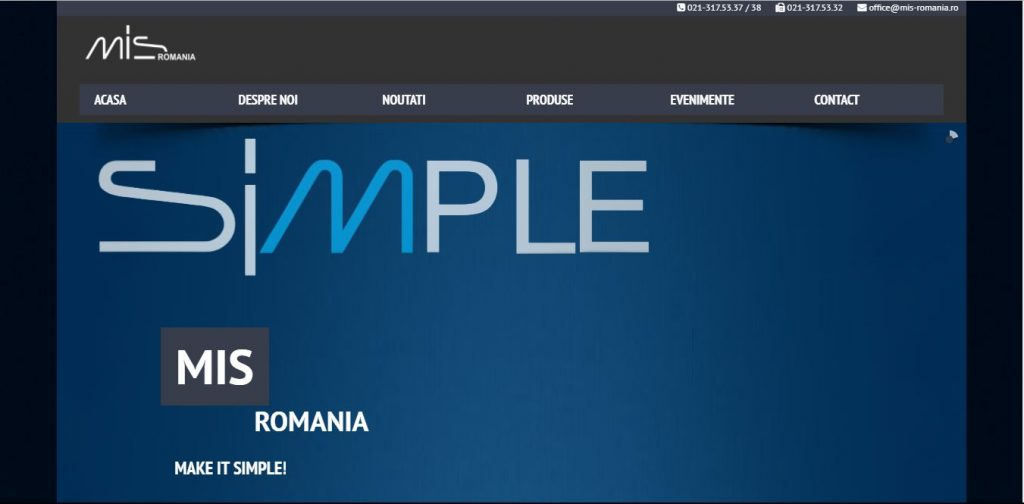 optimizare seo mis romania