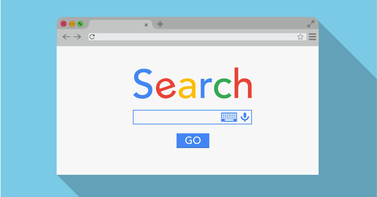 search engine drawing